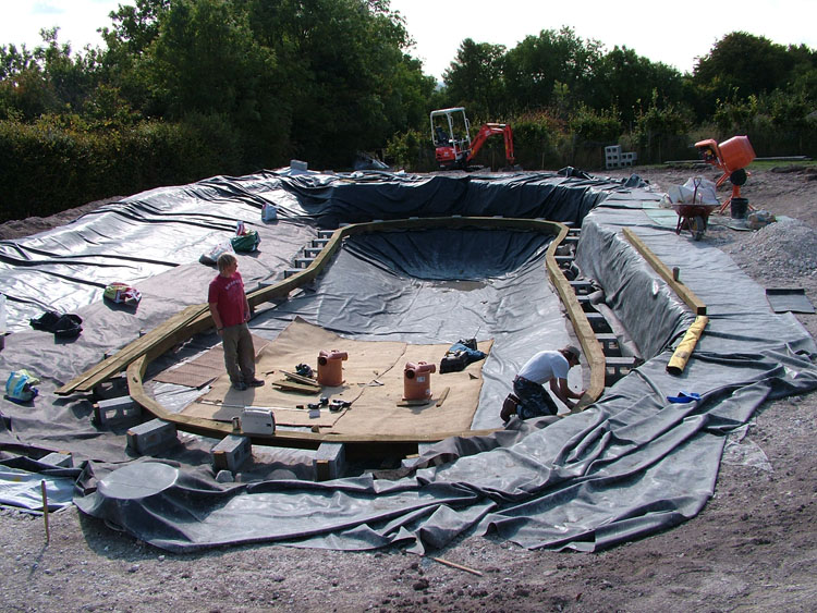 Swimming Pool Pond Liner : Global impacts